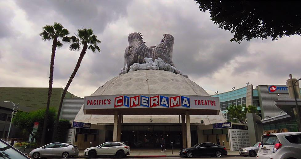 Godzilla King of the Monsters at Cinerama Dome | The LA Beat
